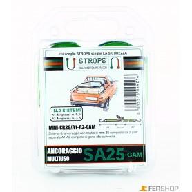 Mini cricchetto cr25       , - mt.0.50-mt.3.50 - m-cr-25/a1a2+g.moto pz.2
