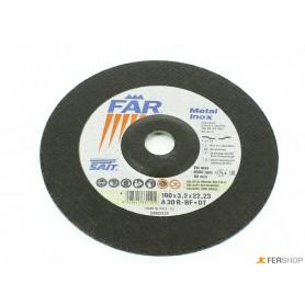 Disco sait far-dt - 180x3.2 - metal